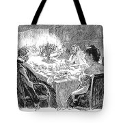 Gibson: Word In Private Tote Bag