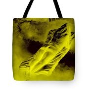 Giddy Fulfilment For Golden Beauty Tote Bag