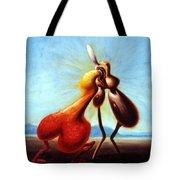 Giddy Meeting Tote Bag