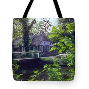 Giethoorn Thatch Tote Bag