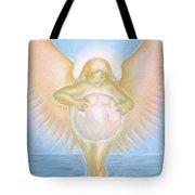 Gift Of The Golden Goddess Tote Bag