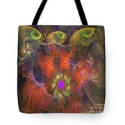 Gift Of The Magi - Square Version Tote Bag
