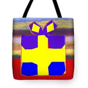 Gift Wrapped Tote Bag