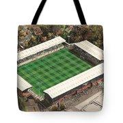 Gigg Lane - Bury Tote Bag
