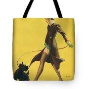 Gil Elvgren's Pin-up Girl Tote Bag
