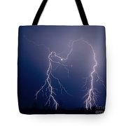 Gila Bend Double Grounded Bolt Tote Bag
