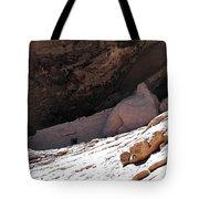 Gila Cliff Slope Tote Bag