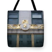 Gilded Beauty Tote Bag