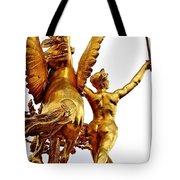 Gilded Glory Tote Bag