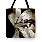 Gilded Lilies 3 Tote Bag