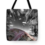 Gilligans Island Black And White 2 Tote Bag