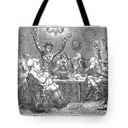 Gillray: Tavern, 1801 Tote Bag