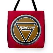 Ginetta Name Badge Tote Bag