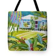Ginger Cottage Tote Bag