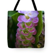 Ginger Flower Tote Bag