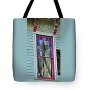 Burnt Gingerbread At The Pride House Jefferson Texas Tote Bag