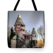 Gingerbread Castle Tote Bag