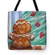 Gingerbread Cookies Tote Bag