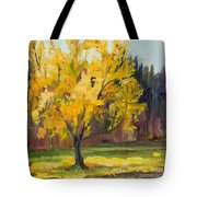 Ginko Glory Tote Bag