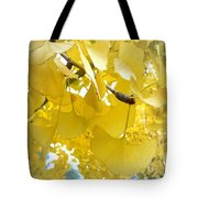 Ginko Tree Tote Bag