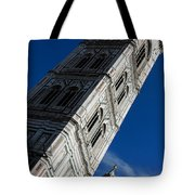 Giotto Fantastic Campanile - Florence Cathedral - Piazza Del Duomo - Italy Tote Bag