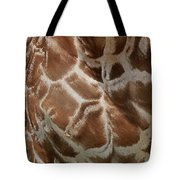 Giraffe Patterns Tote Bag