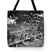 Girl Scout Picnic Tote Bag