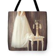 Girl's Bedroom Tote Bag