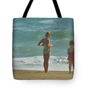 Girls Of Summer 2 10/13 Tote Bag