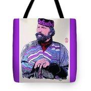 Giuseppe Garibaldi Tote Bag