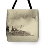 Give Them Hell Boys Tote Bag