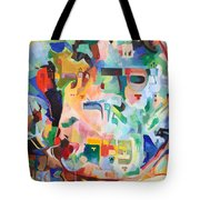 Give  Us A Sign Of The Light Of Your Countenance Upon Us Tote Bag