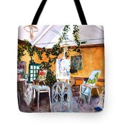 Giverny L'etalier  Tote Bag
