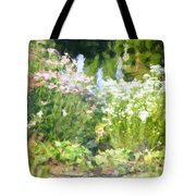 Giverny North Number Three Tote Bag