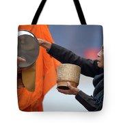 Giving Back Tote Bag
