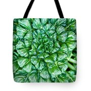 Glabrous Leaves Tote Bag