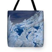 Glacial Blue Tote Bag