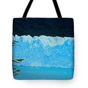 Glaciar Perito Moreno - Patagonia Tote Bag