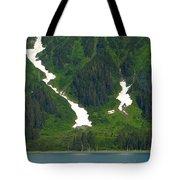Glacier 16 Tote Bag