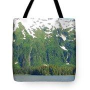 Glacier 7 Tote Bag