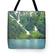 Glacier 9 Tote Bag