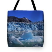 Glacier And Ice Tote Bag
