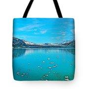 Glacier Bay National Park-alaska Tote Bag
