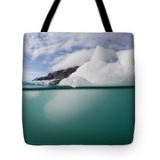 Glacier Bay National Park, Alaska Tote Bag