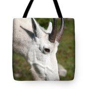 Glacier Goat Tote Bag