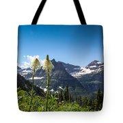 Glacier Grass Tote Bag
