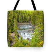 Glacier National Park Splendor Tote Bag