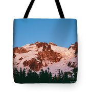 Glacier Peak At Kennedy Ridge Tote Bag