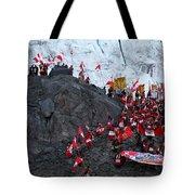 Glacier Pilgrimage Quyllur Riti Festival Tote Bag