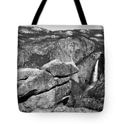 Glacier Point Nw Tote Bag